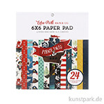 Pirate Tales Collection - Paper Pad 15,3 x 15,3 cm, 24 Blatt
