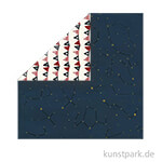 Pirate Tales Scrappapier - Constellations