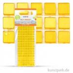 Poly-Mosaic selbstklebend, 5 mm 119 Stk. | Gelb
