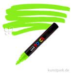 Posca Marker PC-5M - medium 1,8-2,5 mm Einzelstift   Apfelgrün