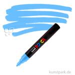 Posca Marker PC-5M - medium 1,8-2,5 mm Einzelstift | Hellblau