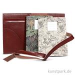 Raphael Le Voyageur Tasche mit 2 Heften DIN A6