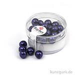 Renaissance Glaswachsperlen - 8 mm 25 Stk. | Pflaume