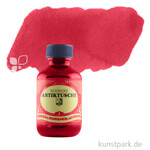 Rohrer & Klingner Antiktusche 100 ml | 330 Krapprot