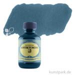 Rohrer & Klingner Antiktusche 100 ml | 420 Senegalblau