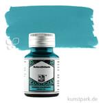 Rohrer & Klingner Schreibtinte 50 ml | 460 Blue mare