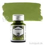 Rohrer & Klingner Schreibtinte 50 ml | 530 Alt Goldgrün