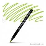 Sakura KOI Coloring Brush Pen Einzelstift | Yellow Green