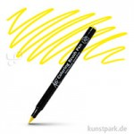 Sakura KOI Coloring Brush Pen Einzelstift | Yellow