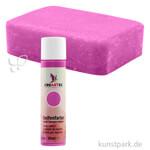 Sapolina - Seifenfarbe opak 10 ml Flasche | Aubergine