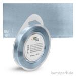 Satinband - 10 mm Breite 10 m | Hellblau
