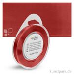 Satinband - 10 mm Breite 10 m | Rot
