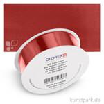 Satinband - 25 mm Breite 5 m   Rot