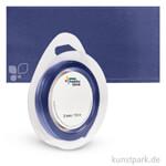 Satinband - 3 mm Breite 10 m | Blau
