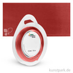 Satinband - 3 mm Breite 10 m | Rot