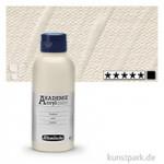 Schmincke AKADEMIE Acrylfarben 250 ml Flasche   115 Mineralweiß