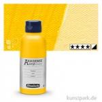 Schmincke AKADEMIE Acrylfarben 250 ml Flasche | 223 Kadmiumgelbton