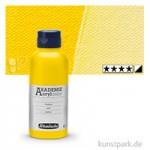Schmincke AKADEMIE Acrylfarben 250 ml Flasche | 224 Primär Gelb