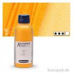 Schmincke AKADEMIE Acrylfarben 250 ml Flasche | 226 Indischgelb