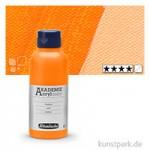 Schmincke AKADEMIE Acrylfarben 250 ml Flasche | 227 Kadmiumorange