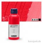 Schmincke AKADEMIE Acrylfarben 250 ml Flasche   335 Kadmiumrotton