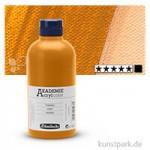 Schmincke AKADEMIE Acrylfarben 500 ml Flasche | 661 Lichter Ocker