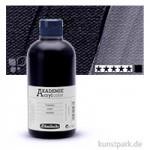 Schmincke AKADEMIE Acrylfarben 500 ml Flasche | 771 Lampenschwarz