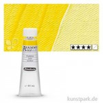 Schmincke AKADEMIE Acrylfarben 60 ml Tube | 222 Zitronengelb