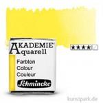 Schmincke AKADEMIE Aquarellfarben 1/2 Napf | 224 Kadmiumgelbton