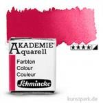 Schmincke AKADEMIE Aquarellfarben 1/2 Napf | 333 Karmin