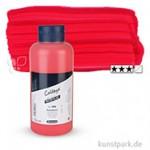 Schmincke COLLEGE Acrylfarben 750 ml Flasche | 300 Zinnoberrot