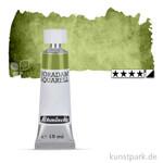 Schmincke HORADAM Aquarellfarben Tube 15 ml   525 Olivgrün gelblich