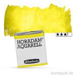 Schmincke HORADAM Aquarellfarben 1/2 Napf   215 Zitronengelb