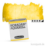 Schmincke HORADAM Aquarellfarben 1/2 Napf | 225 Kadmiumgelb mittel
