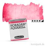 Schmincke HORADAM Aquarellfarben 1/2 Napf | 353 Permanent Karmin