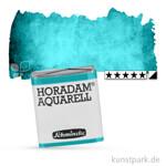 Schmincke HORADAM Aquarellfarben 1/2 Napf   509 Kobalttürkis