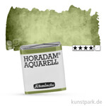 Schmincke HORADAM Aquarellfarben 1/2 Napf | 516 Grüne Erde