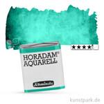 Schmincke HORADAM Aquarellfarben 1/2 Napf | 519 Phthalogrün
