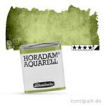 Schmincke HORADAM Aquarellfarben 1/2 Napf | 525 Olivgrün gelblich