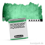 Schmincke HORADAM Aquarellfarben 1/2 Napf   535 Kobaltgrün rein