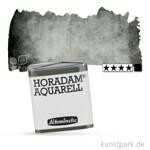 Schmincke HORADAM Aquarellfarben 1/2 Napf | 786 Holzkohlengrau