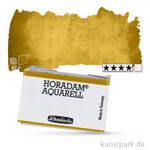 Schmincke HORADAM Aquarellfarben 1/1 Napf | 537 Lasurgoldgrün