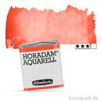 Schmincke HORADAM Aquarellfarben 1/2 Napf | 341 Geranienrot