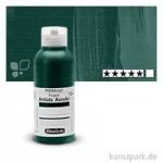 Schmincke PRIMAcryl Acrylfarben 250 ml Fluid | 563 Phtalogrün bläulich
