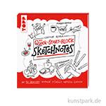 Sketchnotes - QuickStart-Block, TOPP