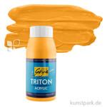 Solo GOYA TRITON Acrylfarben 750 ml Flasche   04 Brillantocker