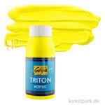 Solo GOYA TRITON Acrylfarben 750 ml Flasche | 26 Zitron