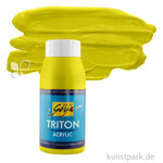 Solo GOYA TRITON Acrylfarben 750 ml Flasche   45 Olivgrün hell
