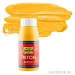 Solo GOYA Triton S - Acrylfarbe mit Glanzeffekt 750 ml | Maisgelb