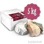 Speckstein Rohsteine, verschiedene Farben 5 kg